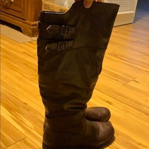 Women's over the knees boots